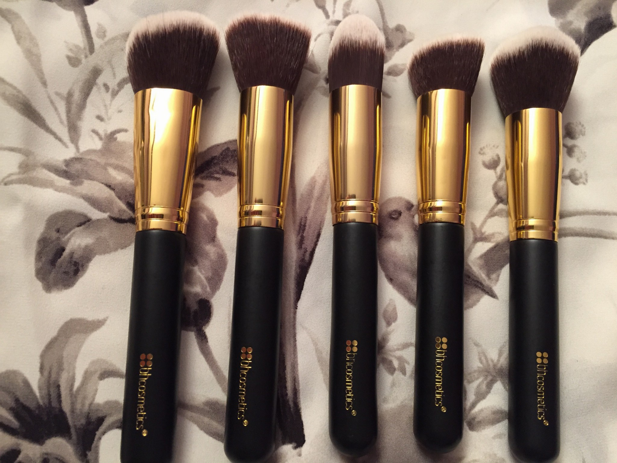 Bh Cosmetics Sculpt And Blend Brush Set Pagebypaigebeauty